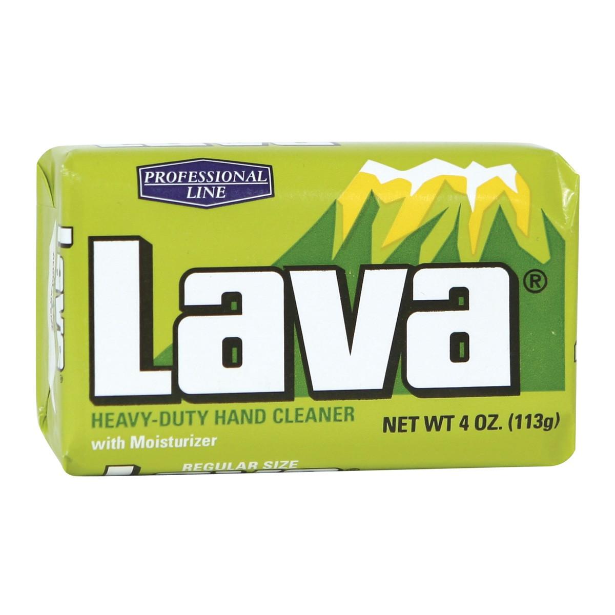 Lava Soap Bars 48 Case G Amp C Box Supply