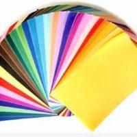 Color Flo Colored Tissue